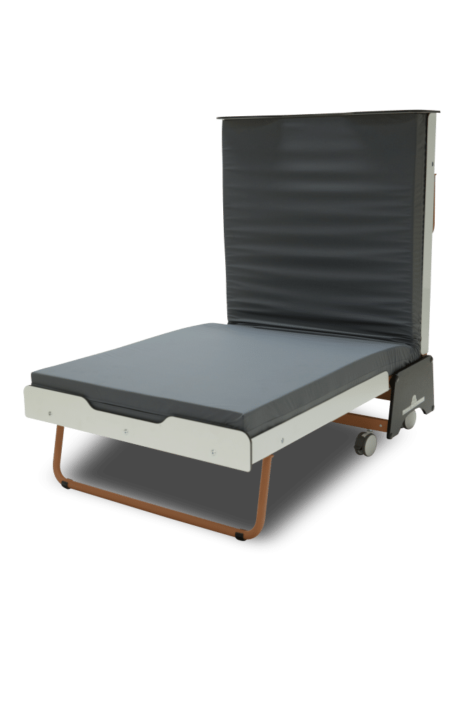 Folding Bed for Overnight Stays in Hospital