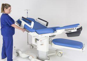 AVE 2 Birthing Bed Pelvic Tilt