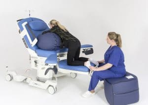 Birthing Beanbag with Delivery Beds