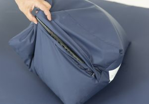Positioning Pillow for Childbirth Infection Control