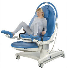 AVE Active Birthing Bed Foot Plates