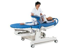 AVE Active Birthing Bed Side Lying