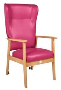 Hospital High Back Patient Chairs