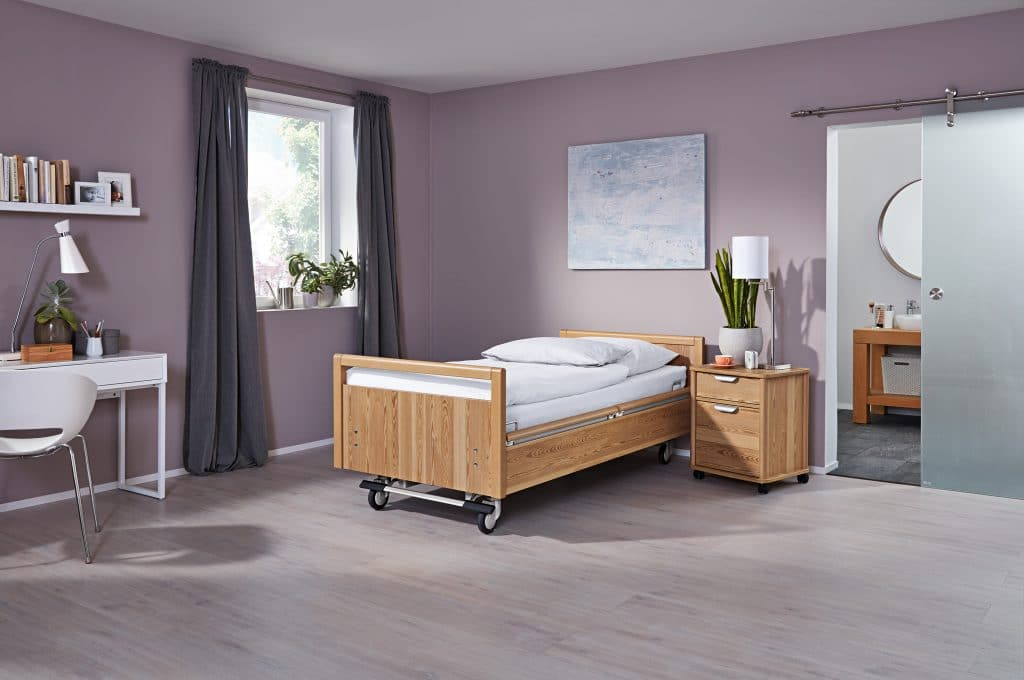Bed for Maternity Bereavement Suite
