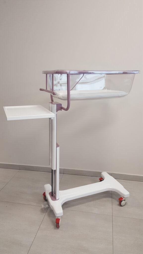 Croyde Height Adjustable Cot