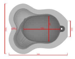 Active II Birth Pool Dimensions
